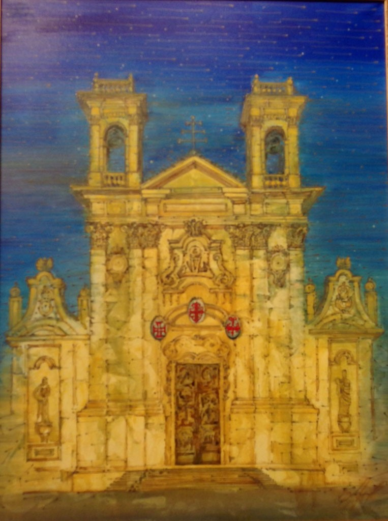 The Cathedral Of St. George, Gozo, Victoria 1