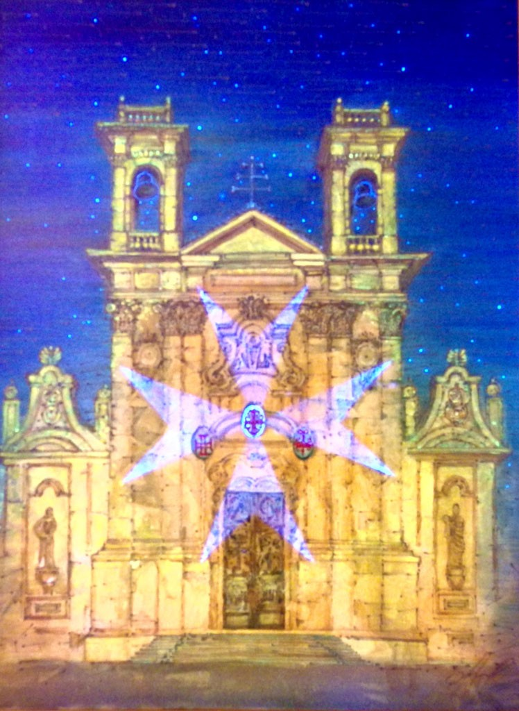 The Cathedral Of St. George, Gozo, Victoria 2