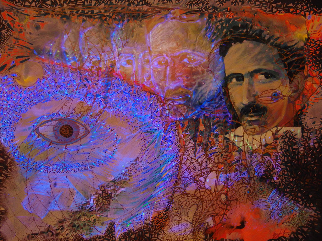 Dedication To Nikola Tesla