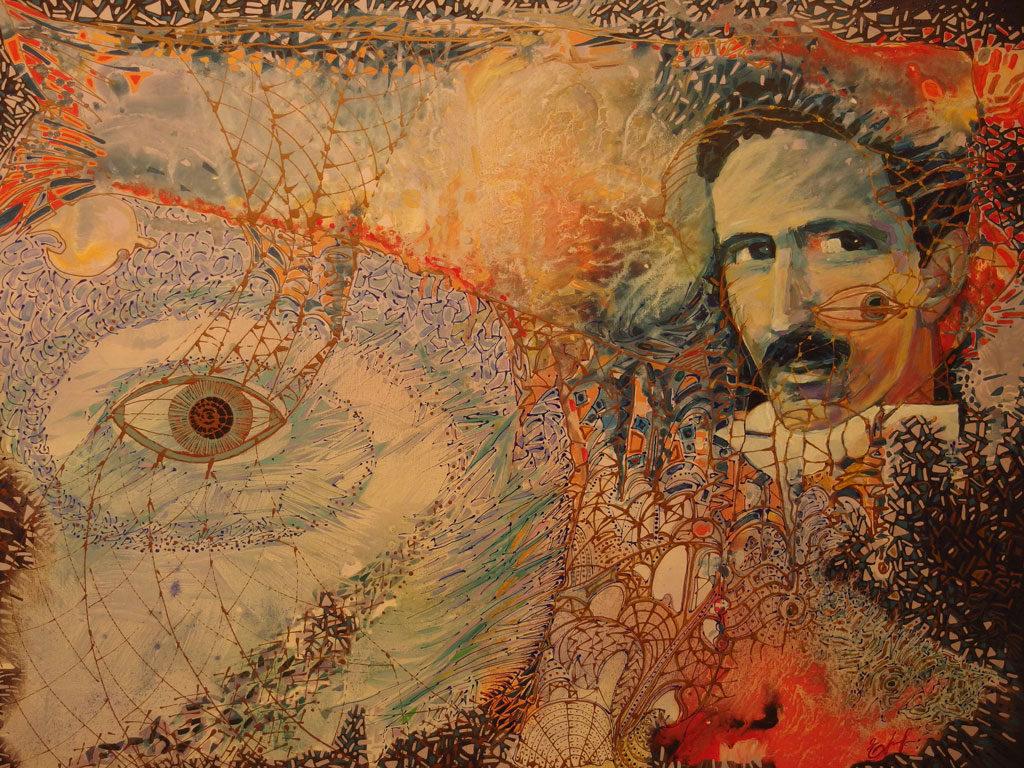 Veltījums Nikola Tesla